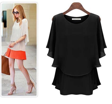 plus size formal tops blouses aliexpress com buy wear 2017 shirt chiffon