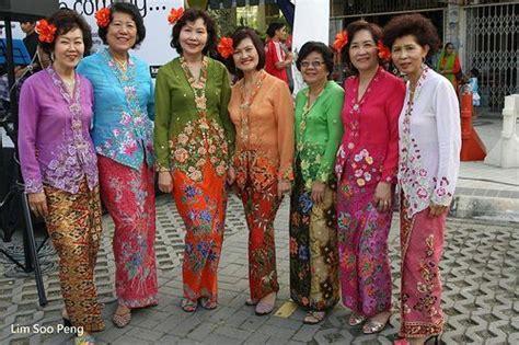 Singapore Traditional Clothing