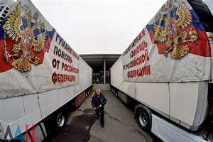 Russian humanitarian aid convoy delivers to DPR 290 tons ...
