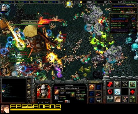 siege gaming siege deluxe v1 09 beta warcraft iii the frozen