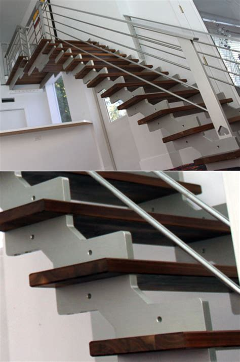 ascendings building   staircase  modular