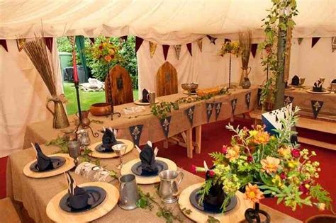 Medieval Themed Party Ideas For Adults
