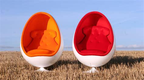 chaise oeuf ovalia egg chair