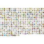 Shiny Veekun Pokedex Generation Downloads Pokemon Gen