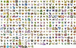 Pokemon Gen 1 Sprites Images | Pokemon Images