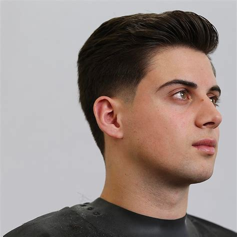 hair shave style the taper haircut