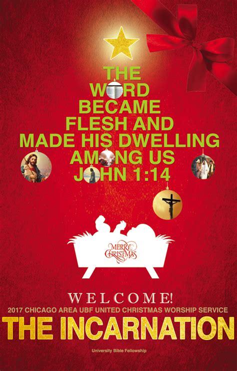 cloaing prayer for christmas progeamme chicagoland ubf worship service usa bible fellowship