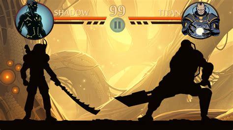 دانلود بازی جدید و بسیار جالب Shadow Fight 2 برای آیفون