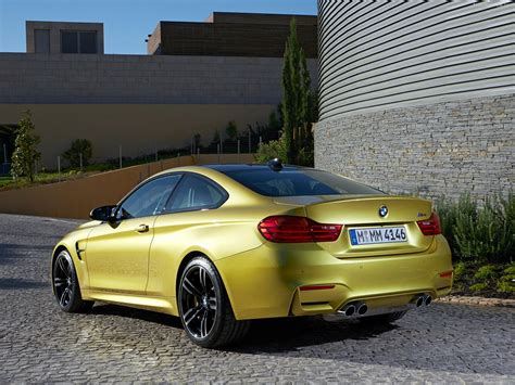 Bmw M4 Coupe Picture by Bmw M4 Coupe Picture 49 Of 110 Rear Angle My 2015