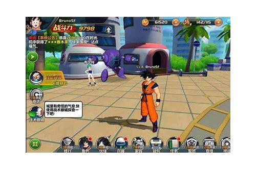 baixar jogo dragon ball z kai online portugues