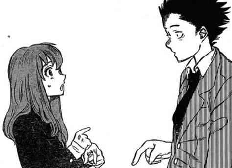 A Silent Voice A Silent Voice Manga The Voice Manga