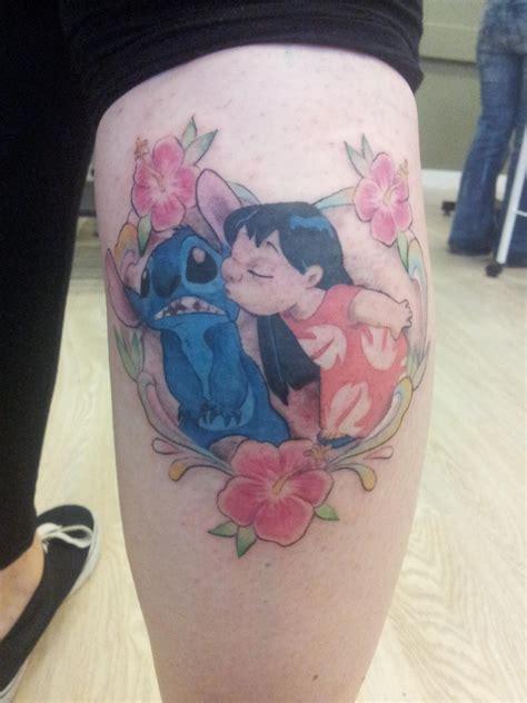 lilo  stitch tattoos tattoomagz handpicked worlds