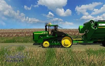 Deere John Wallpapers Tractors Tractor Farming Farm