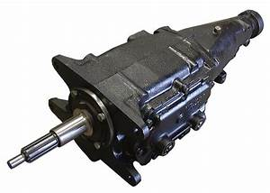 Srp Rebuilt Saginaw 3-speed Transmission  311-184