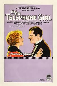 The Telephone Girl  1927 Film