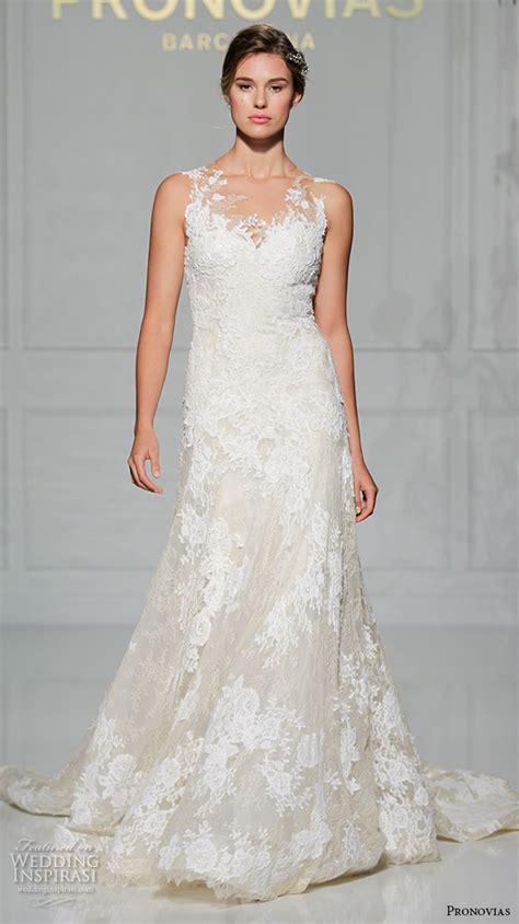 dress rumi pronovias 2016 wedding dresses new york bridal runway
