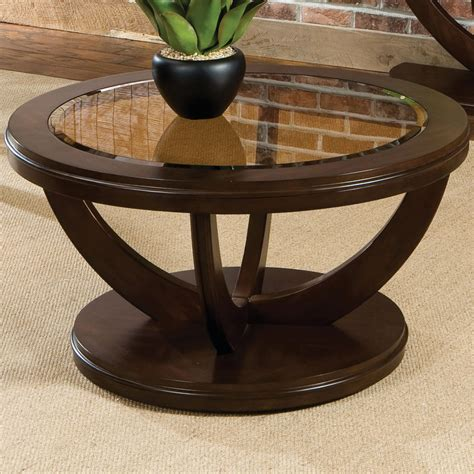 standard furniture la jolla 23761 cocktail table with glass top dunk bright furniture