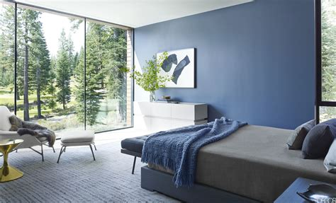 stunning blue bedroom designs housely