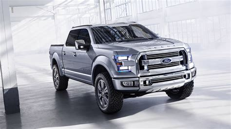 ford atlas concept teases new f 150 photos caradvice