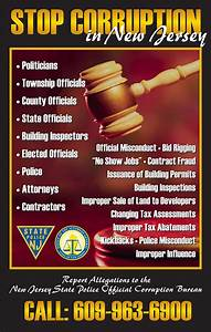 Official Corruption Bureau | New Jersey State Police