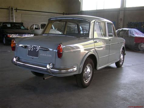 Fiat 1100d by 1963 Fiat 1100d Information And Photos Momentcar