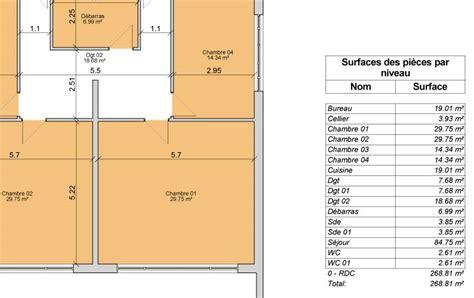 shon et surface habitable explications et d 233 finitions
