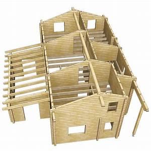logiciel de construction de maisons prefabriquees en madriers With logiciel de construction de maison