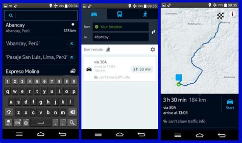free gps app for android best offline navigation app for android here