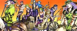 List of JoJo's Bizarre Adventure characters - Wikipedia
