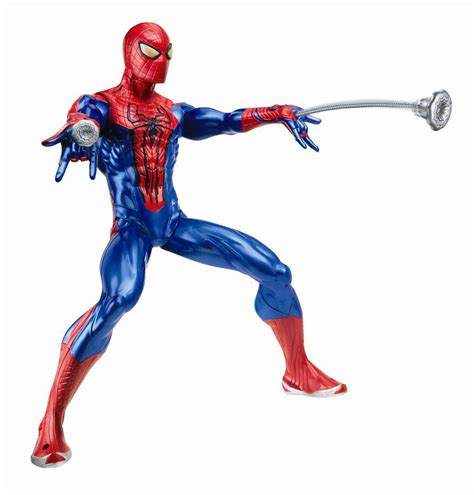 toy fair  hasbro  amazing spider man