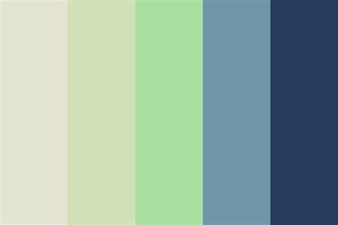 Yukcy Boy Color Palette