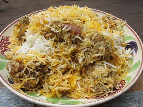 biryani cuisine shakira s mutton biryani the restaurant 39 s kitchen