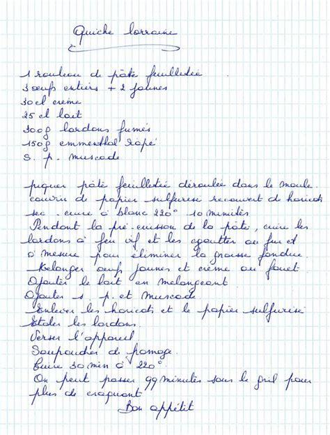 Une Recette Super Bonne  La Quiche De Monique ! Mucha's