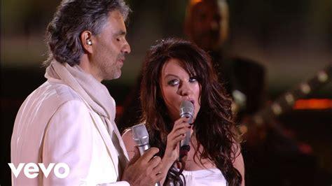 Andrea Bocelli, Sarah Brightman