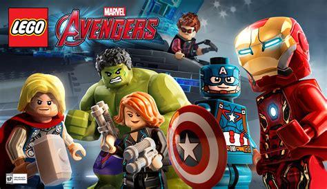 Lego Marvels Avengers 3ds Nintendo 3ds