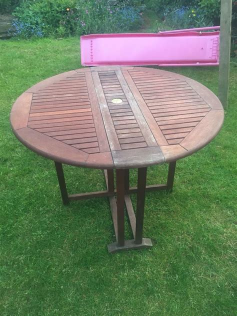 teak garden table winchester collection  exeter