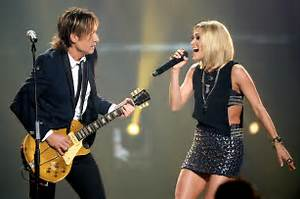 Keith Urban, Carrie Underwood Debut 'The Fighter' Video ...