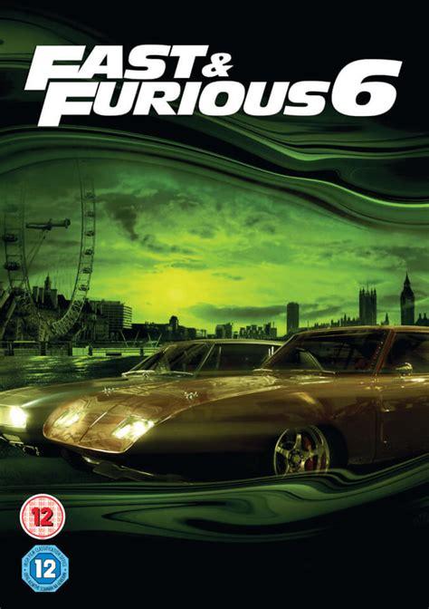 fast  furious  includes ultraviolet copy dvd zavvi uk