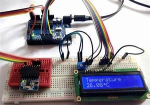 Mpu6050 Gyro Sensor Interfacing With Arduino