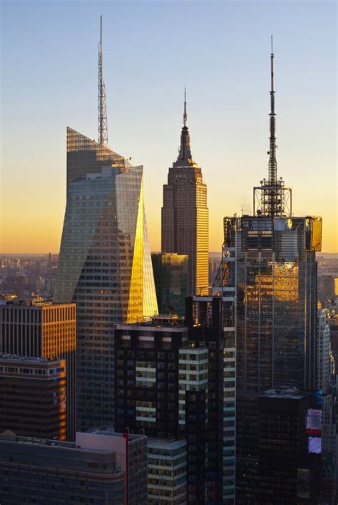 Gallery of Bank of America Tower at One Bryant Park / Cook ...