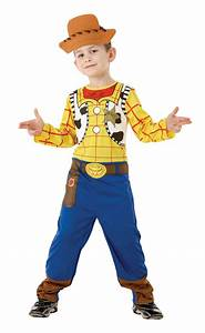Disney Buzz or Woody Toy Story Boys Costume Book Week ...