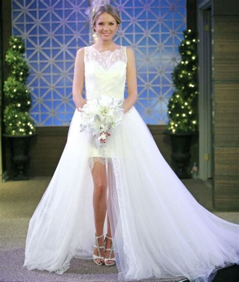 yr wedding   details  abbys gown page