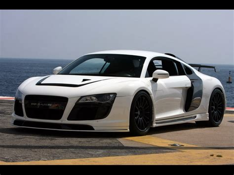 Ppi Razor Gtr Based On Audi R8 Photos And Wallpapers