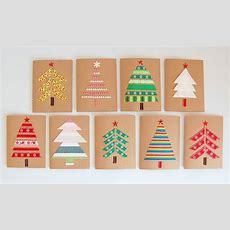 Diy Christmas Cards Northstory