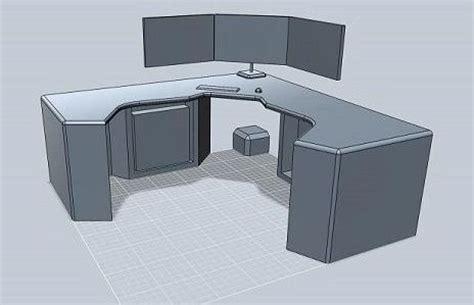 corner gaming computer desk corner desk multi monitor best computer desks for