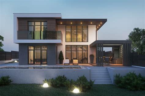 Moderne Haus Zuerich by Modern House Tobi Architects