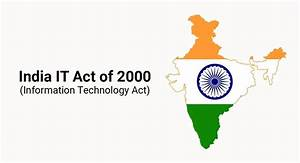 India IT Act of 2000 (Information Technology Act) - TermsFeed