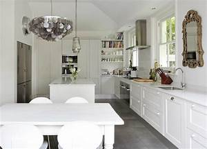 gray capiz chandelie r eclectic kitchen 1st option With kitchen colors with white cabinets with capiz shell wall art