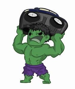 Hulk cartoon cute png - ค้นหาด้วย Google   My favorite ...