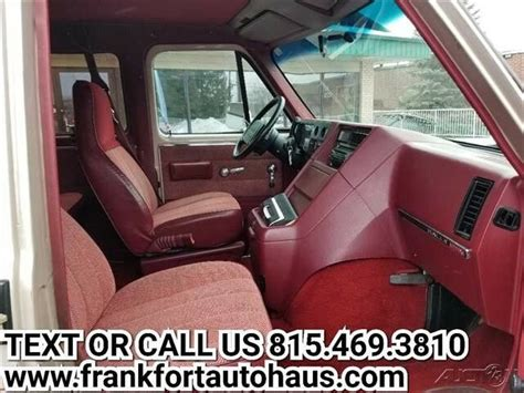 where to buy car manuals 1994 gmc rally wagon 2500 electronic valve timing 1994 g2500 used 5 7l v8 16v automatic rwd minivan van classic gmc rally wagon 1994 for sale